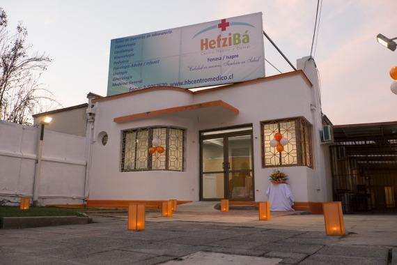 Clinica HefziBá - Inauguración 1