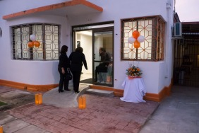 Clinica HefziBá - Inauguración 2